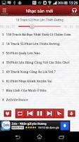 Screenshot of Nhac San DJ Cuc Manh