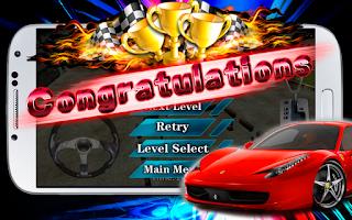 Screenshot of Funky Parking 3D