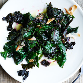 Sautéed Swiss Chard with Garlic and Lemon