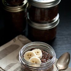 Make-Ahead Chocolate Oatmeal