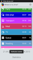 Screenshot of TimeTracker.Pro