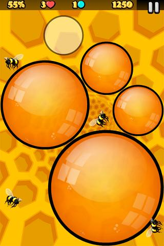 Bees Gone Bonkers - screenshot
