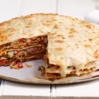 Beef Tortilla Stack Recipes