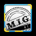 MIG 1 - Frågespel icon