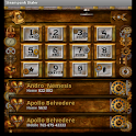 Steampunk Dialer icon