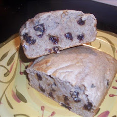 Ice Cream Cinnamon Raisin Bread