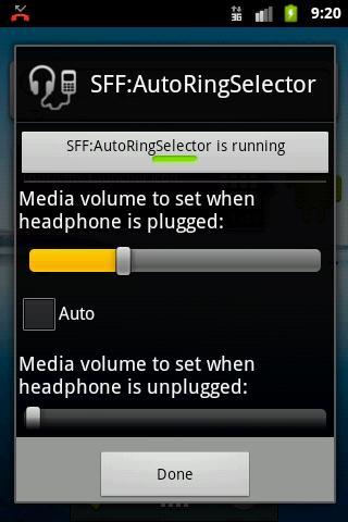 SFF:AutoRingSelector