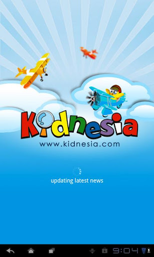 Kidnesia for Tablet