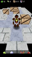 Screenshot of Droidkoban 3D (Sokoban)