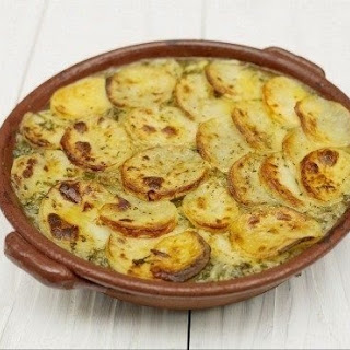Meat With Potatoes Casserole