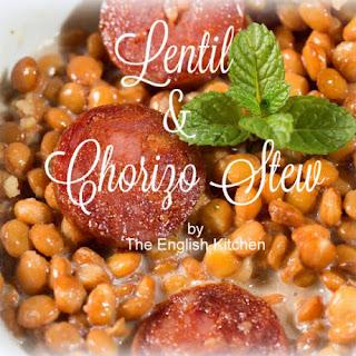 Chorizo Lentil Stew Recipes