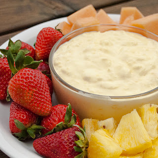 Coconut Pudding Pineapple Fruit Dip Recipes