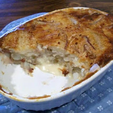 Elegant Potatoes Au Gratin