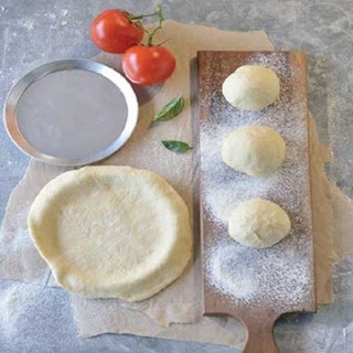 Basic Non Yeast Pizza Dough