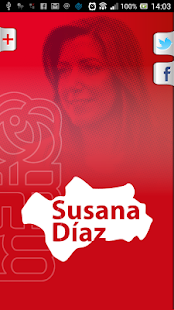 Susana Díaz - screenshot