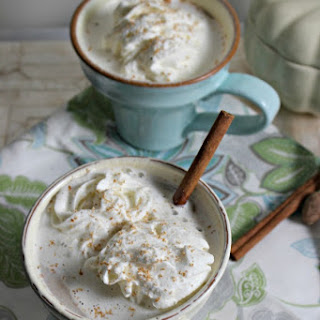 Bourbon Laced Vanilla Chai Tea Latte