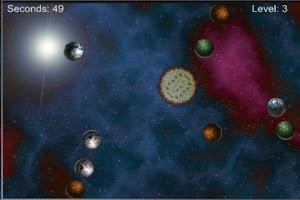 Screenshot of Planet Destroyer