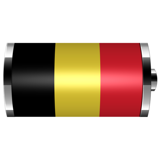 比利時 - 國旗電池小工具 個人化 App LOGO-硬是要APP
