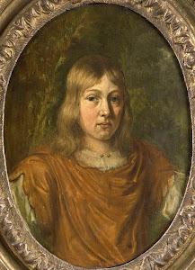 RIJKS: Jan van Mieris: painting 1690