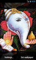 Screenshot of Jai Ganpati Ji 3D Transitions