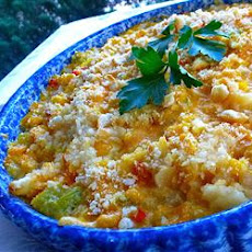 Katy's Scalloped Corn