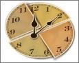 Uhr Zeit Blogparade