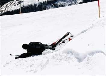 Österreicher kommen mit Ski an den Beinen auf die Welt...