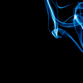 Smoke by Sudip Dutta - Abstract Patterns ( pattern, incense, smoky, incense smoke, smoke )