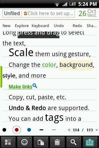 玩生產應用App|隨手寫+(2012)免費|APP試玩