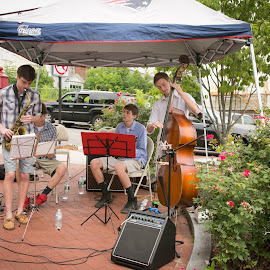 Milton Jazz Quartet by Cary Chu - News & Events Entertainment