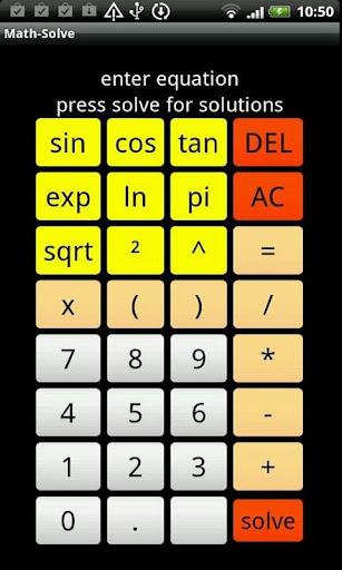 Math-Solve