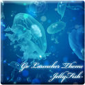 GO Launcher Theme -JellyFish-