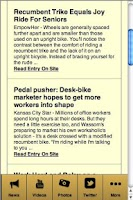 Screenshot of Recumbent Bikes Unleashed