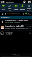 Screenshot of Super Radyo Kalibo 92.9 Mhz