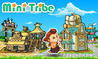 Screenshot of Mini Tribe