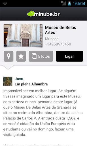 【免費旅遊App】Granada Guía de viaje offline-APP點子