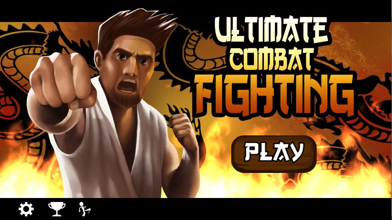 Ultimate Combat Fighting Screendshot 11