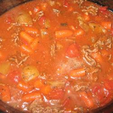 Ground Beef Stew
