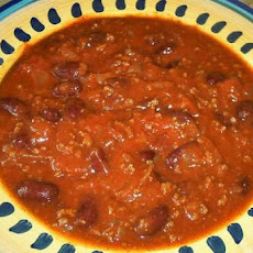 Basic Spicy Chili