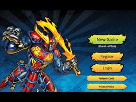 Screenshot of Beyblade BeyWarriors