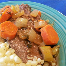 Italian Crock Pot Roast