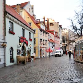 by Albina Jasinskaite - Buildings & Architecture Homes