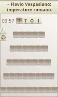 Screenshot of Gioco di parole in italiano