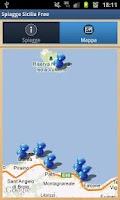 Screenshot of Italian Beaches Sicily Free