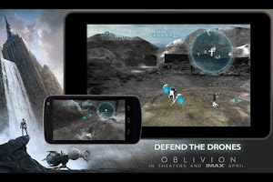 Screenshot of Drone Defender