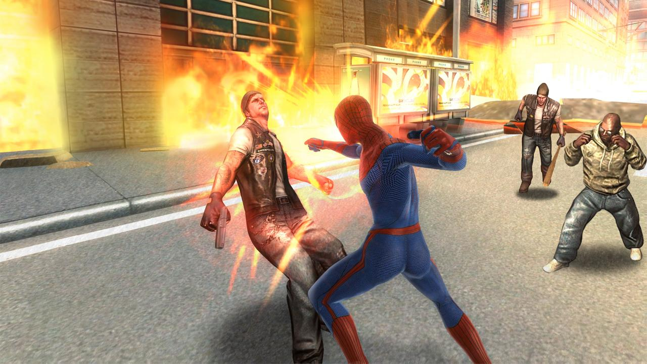 The Amazing Spider-Man Screenshot 11