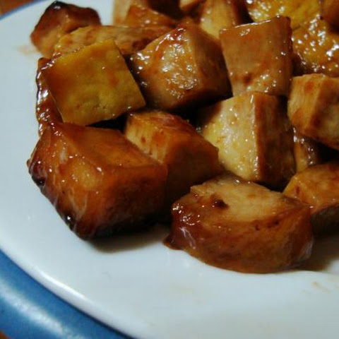 Sweet and Spicy Vegan Tofu Nuggets