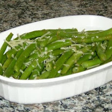 Garlic-Lemon Green Beans