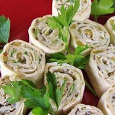 Mexican Cream Cheese Rollups