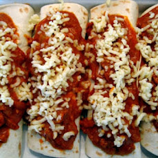 The Great After-Thanksgiving Turkey Enchiladas